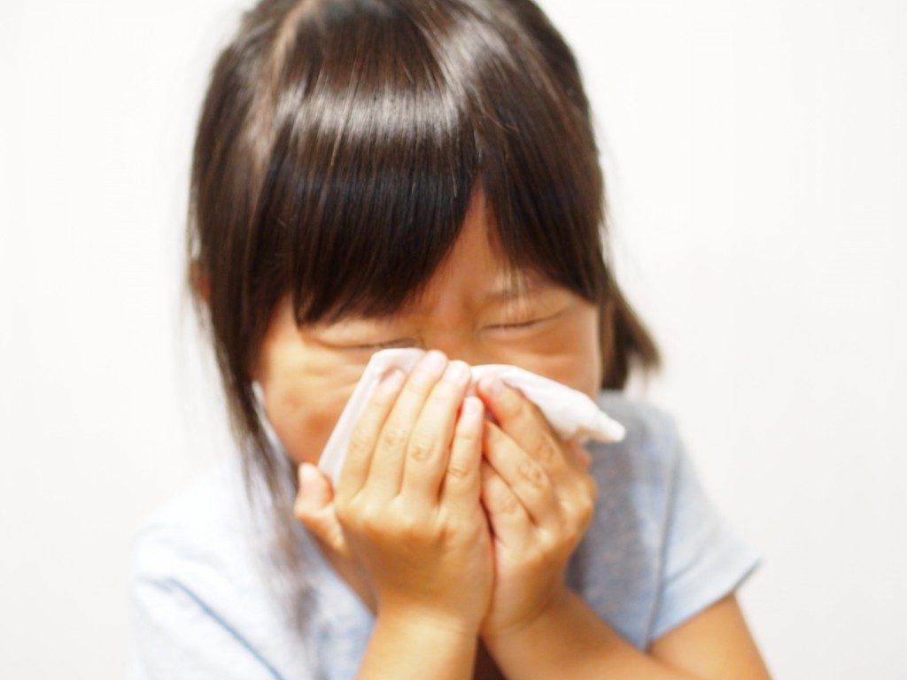 子供の副鼻腔炎