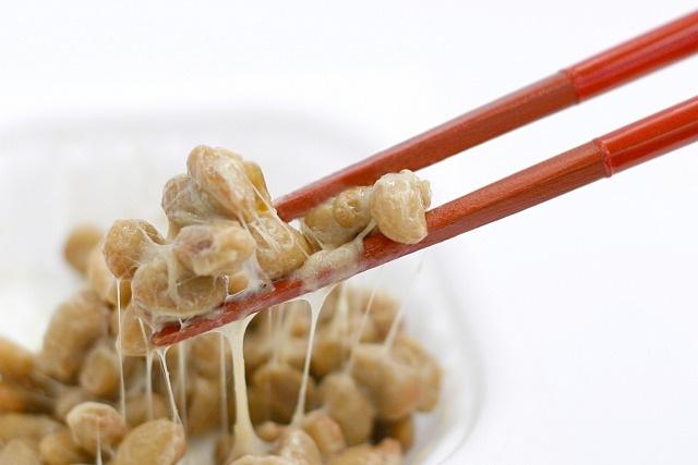 花粉症に効果的な納豆