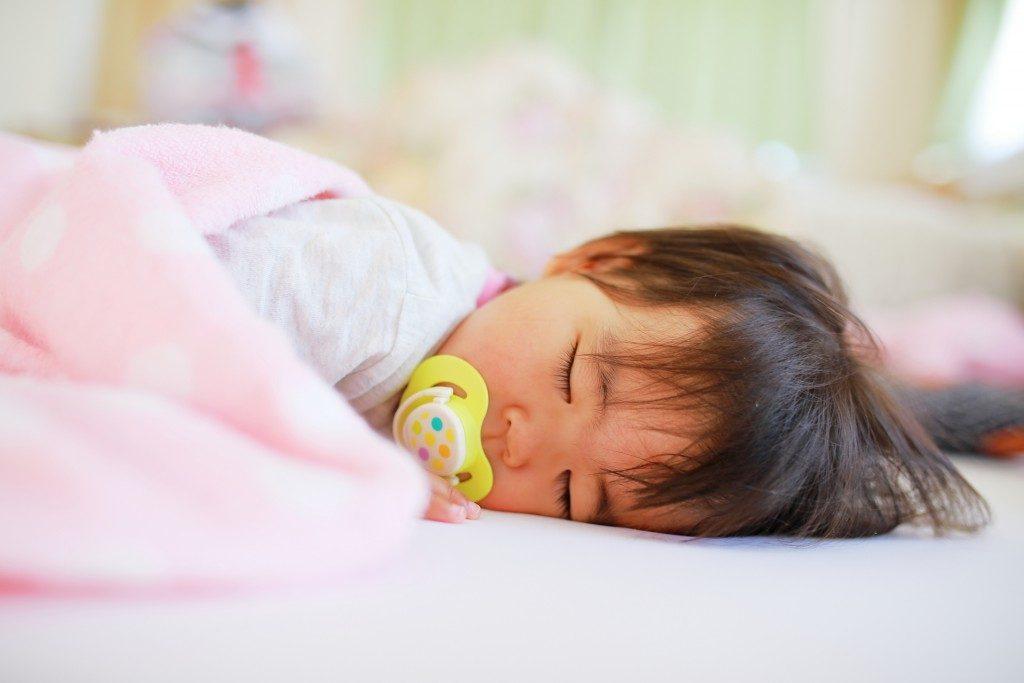 子供を寝かせる対処法