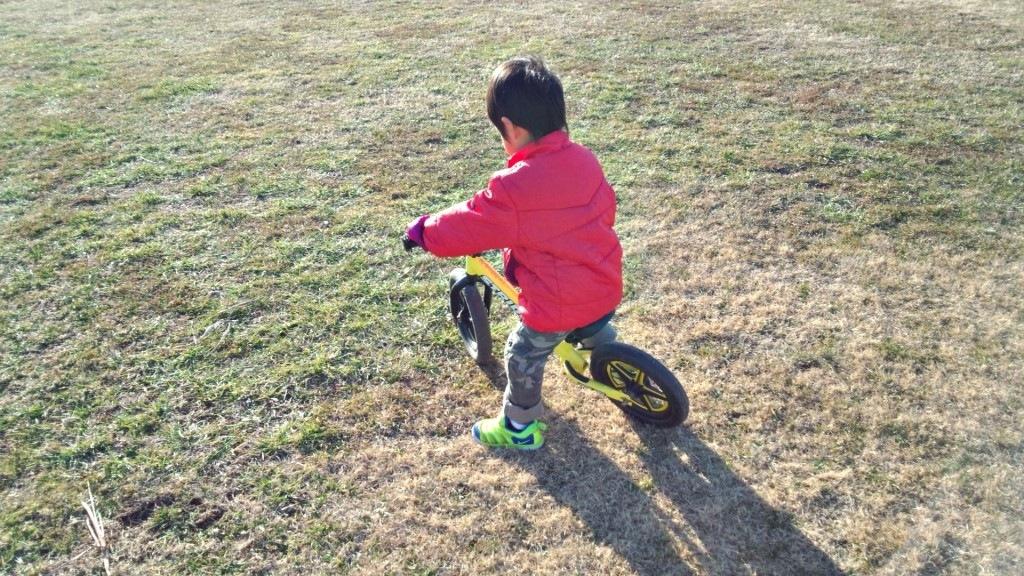 3歳に買うならストライダー?へんしんバイク?