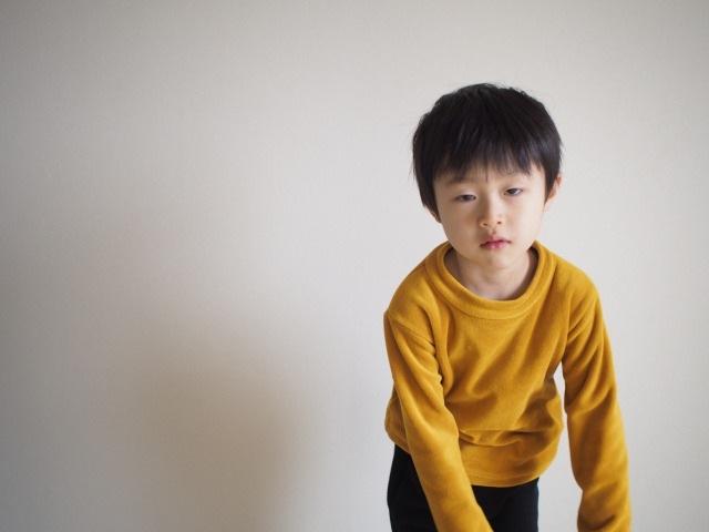 子供の不安やストレス