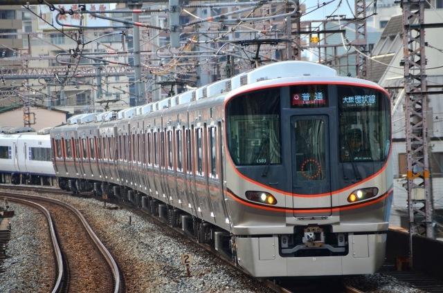 大阪環状線 電車