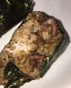 大阪味のおにぎり